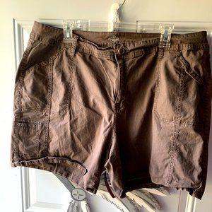 Women's Short's Size 20W St. John's Bay